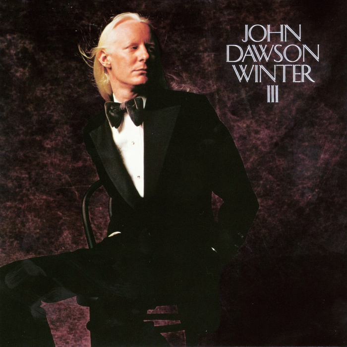 John Dawson Winter III ‎by Johnny Winter