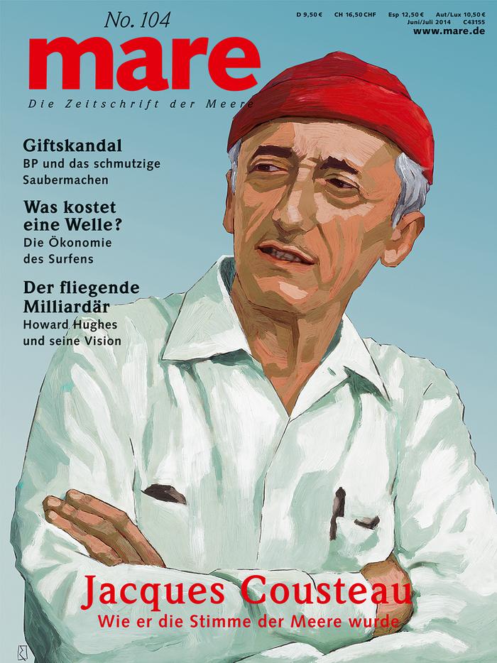 mare No. 104, marereise Hamburg Issue 1
