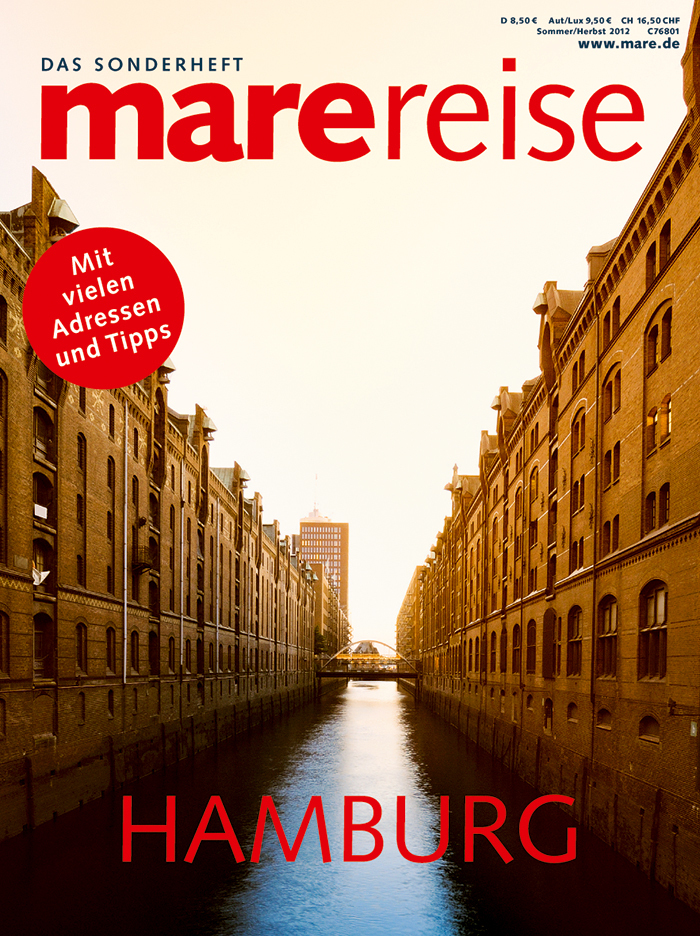mare No. 104, marereise Hamburg Issue 2