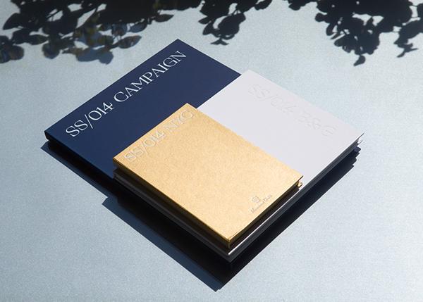 Massimo Dutti S/S 14 Catalogue 1