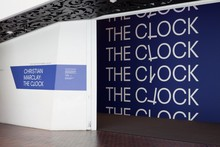 Christian Marclay's <cite>The Clock</cite> at Walker Art Center