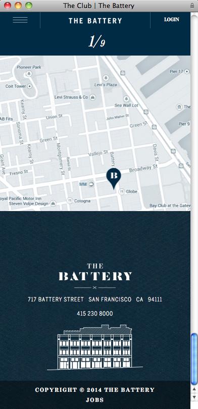 The Battery website 5