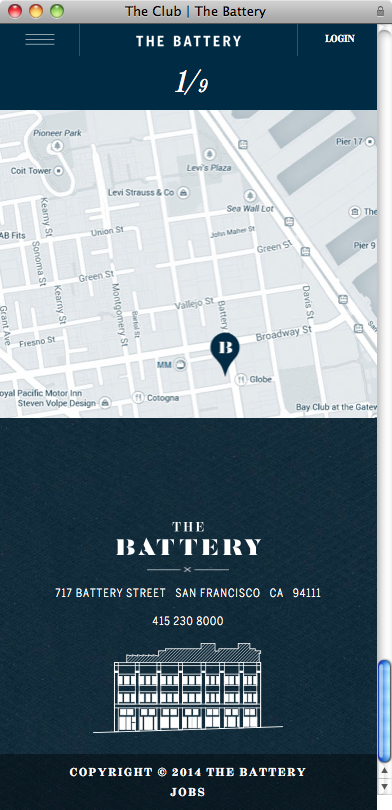 The Battery website 5
