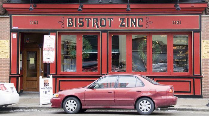 Bistrot Zinc 3