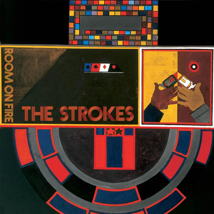 Room On Fire by The Strokes 1