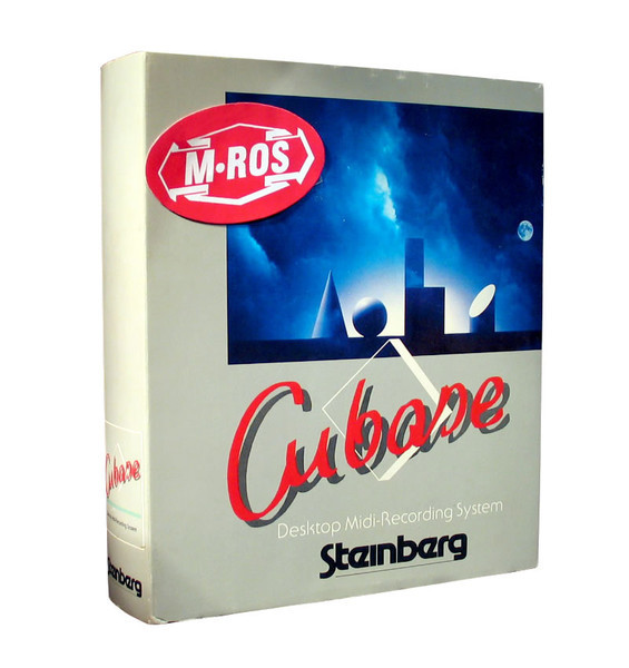 In 1989,Cubase 1.0 was introduced. One year laterit became available for Apple Macintosh,