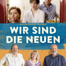 <cite>Wir sind die Neuen</cite> movie poster