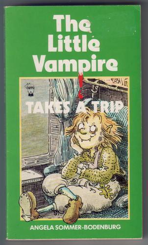The Little Vampire Takes a Trip, Hippo Fantasy edition