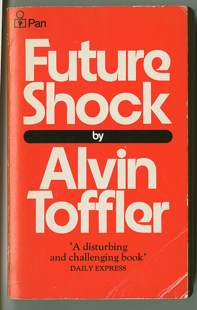 Future Shock, 1972 Pan Books edition 2