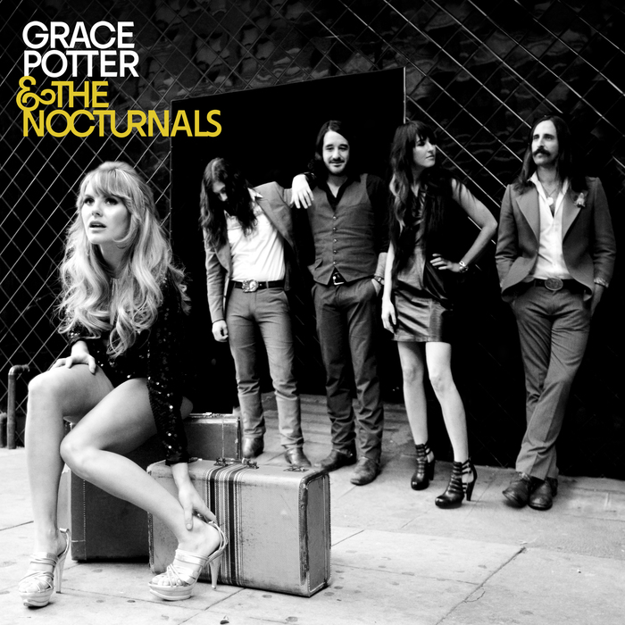 Grace Potter & The Nocturnals identity 1