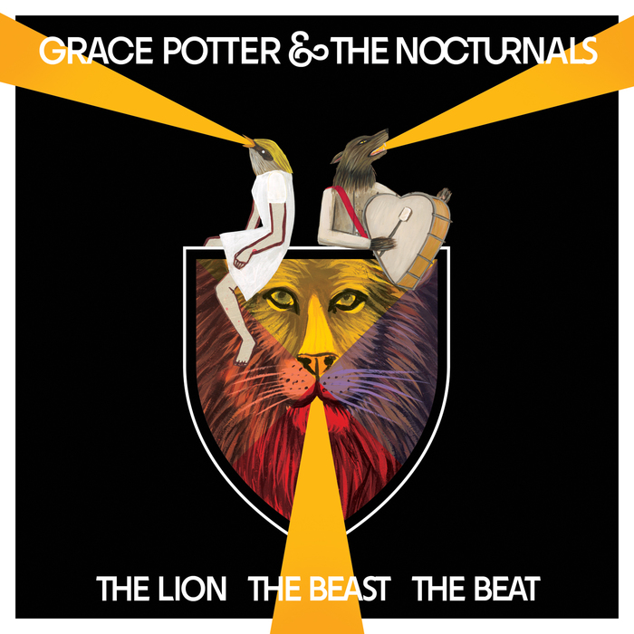 Grace Potter & The Nocturnals identity 2