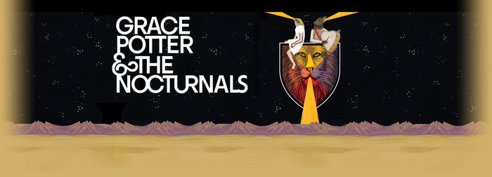 Grace Potter & The Nocturnals identity 4