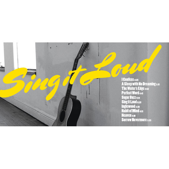 Sing it Loud by k. d. lang and the Siss Boom Bang 6