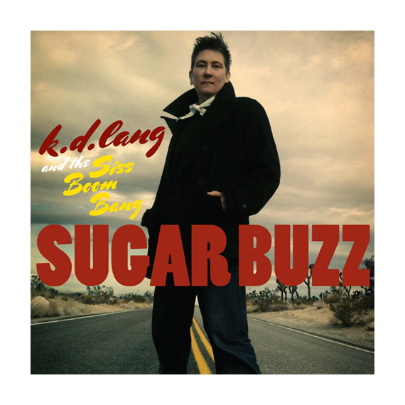 Sing it Loud by k. d. lang and the Siss Boom Bang 9
