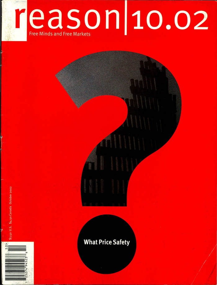 Reason Magazine, Dec. 2001 – Aug. 03 3