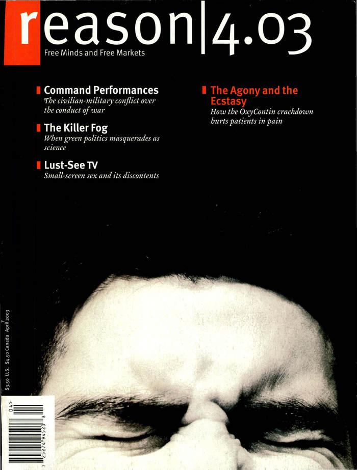 Reason Magazine, Dec. 2001 – Aug. 03 4
