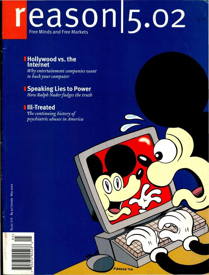Reason Magazine, Dec. 2001 – Aug. 03 7