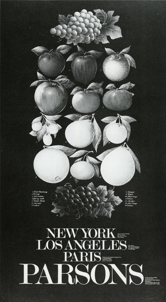 Art director/designer: Cipe Pineles Burtin Artist: Janet Amendola Typographer: MKP