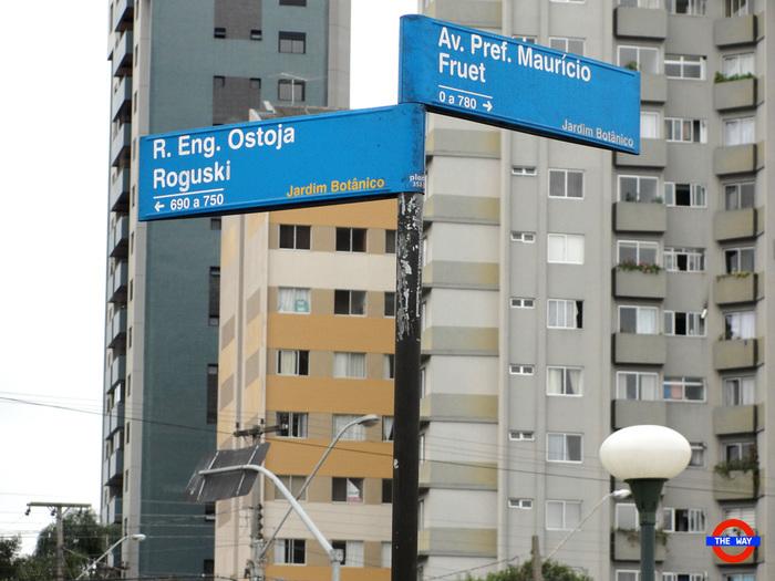 Helvetica and Curitiba, Brazil 2