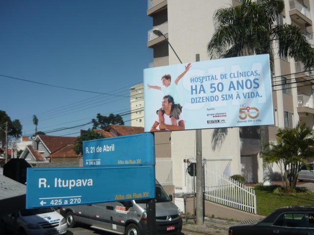 Helvetica and Curitiba, Brazil 3