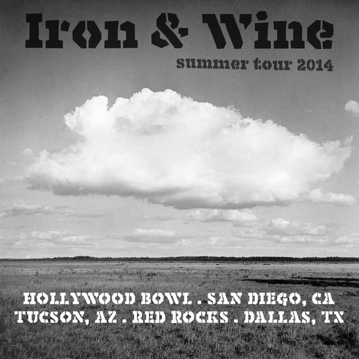 Iron & Wine 2014 Tour 7