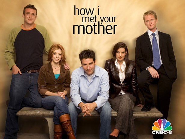 How I Met Your Mother Title Cards 1