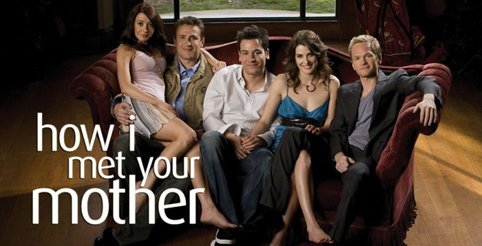 How I Met Your Mother Title Cards 3