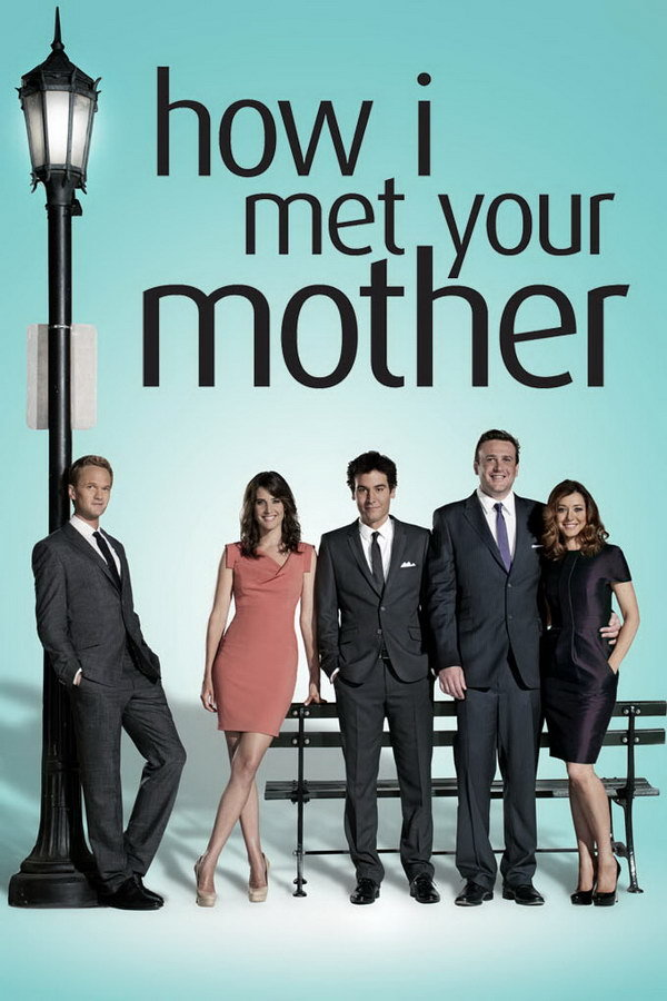 How I Met Your Mother Title Cards 4
