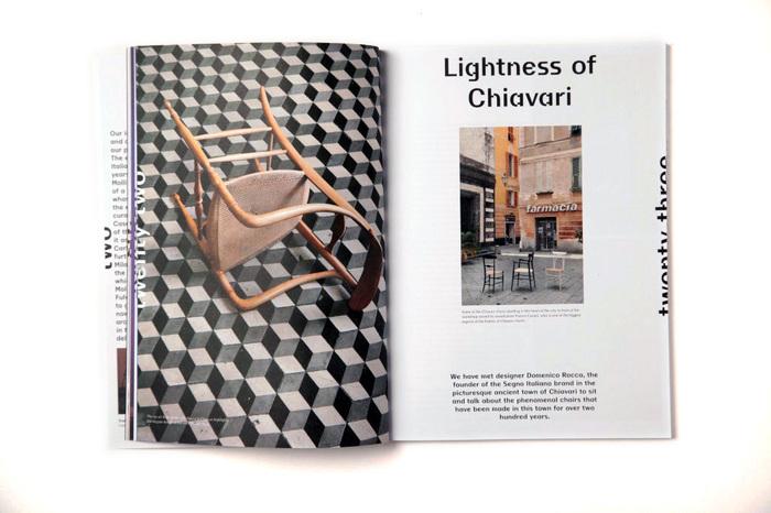 "Okolo Magazine, Issue #4 ""Liguria"" 2"