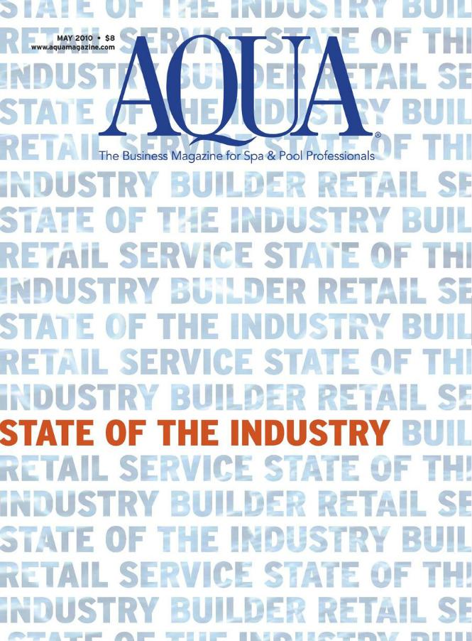 AQUA magazine, May 2010 1