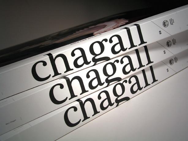Marc Chagall Monograph 2