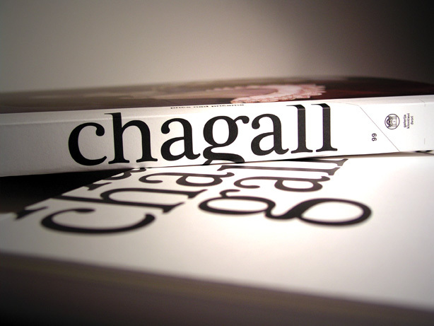 Marc Chagall Monograph 8