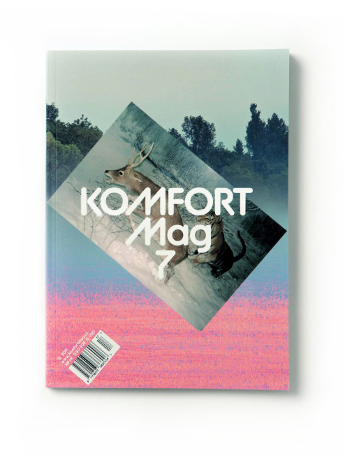 """Komfort Mag #7 """"To Play With"""" 1"""
