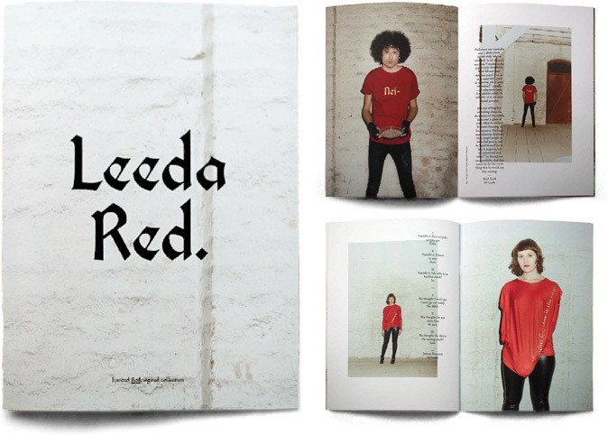 Leeda Redesigned Collection 1