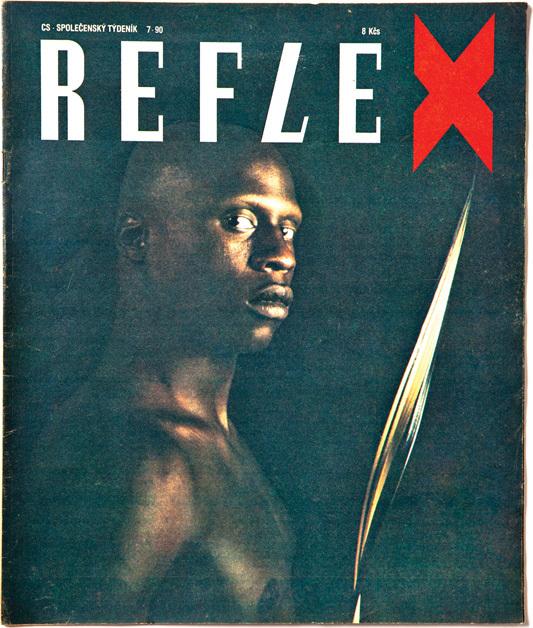 Reflex Magazine 1
