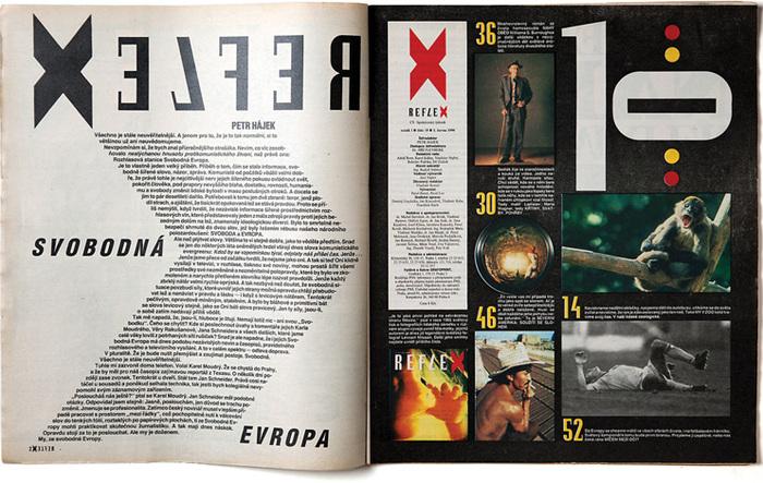 Reflex Magazine 3