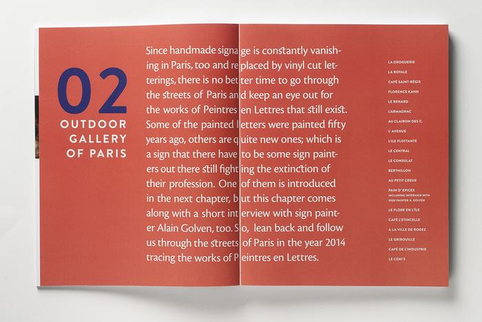 Peintre en Lettres—Sign Painters in Paris 4