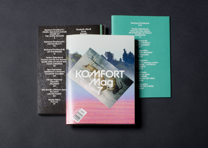 "Komfort Mag #7 ""To Play With"" 2"