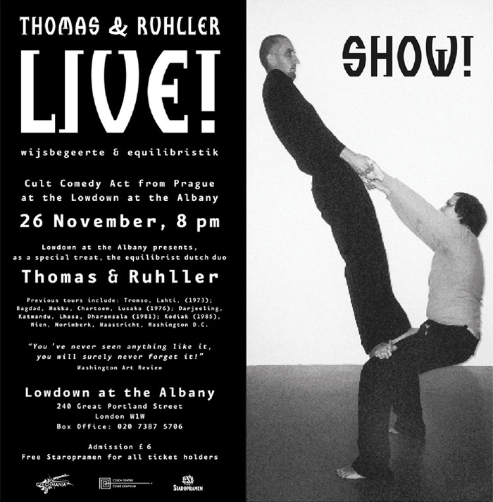 Equilibrists Thomas & Ruhller 6
