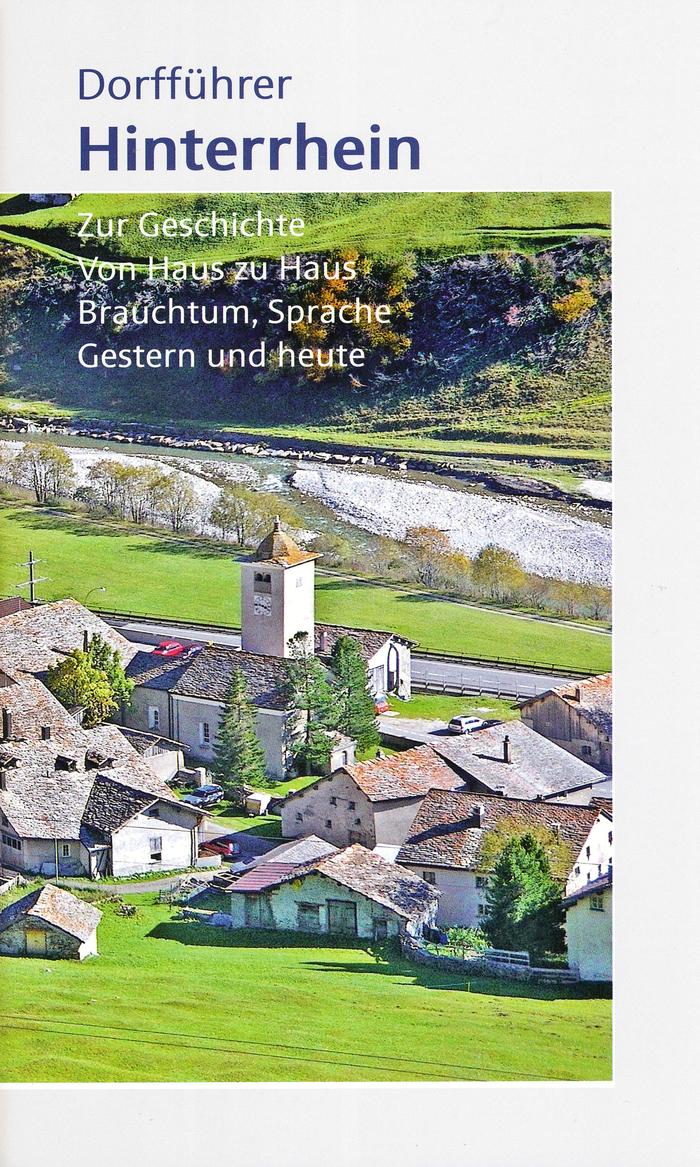 Dorfführer Hinterrhein