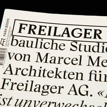 Freilager Zeitung ABCD