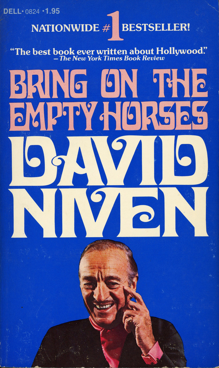 Bring on the Empty Horses book cover