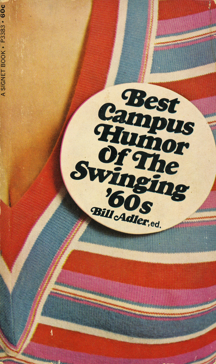 Best Campus Humor of the Swinging '60s, Signet Books