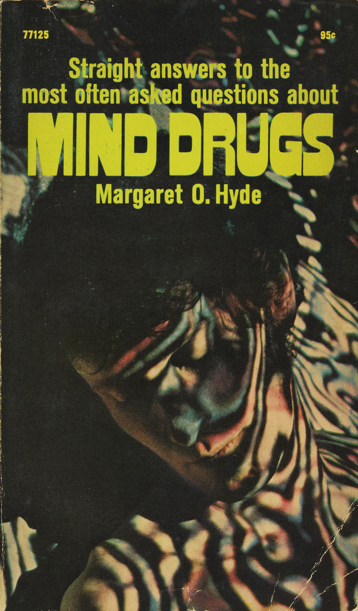 Mind Drugs by Margaret O. Hyde