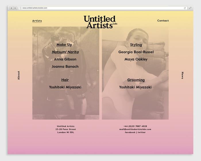 Untitled Artists Ldn 2