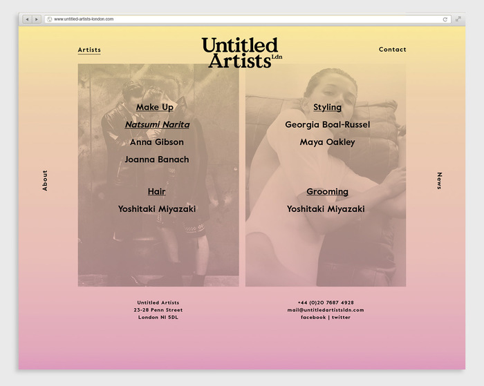 Untitled Artists Ldn 2