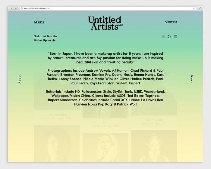 Untitled Artists Ldn 3