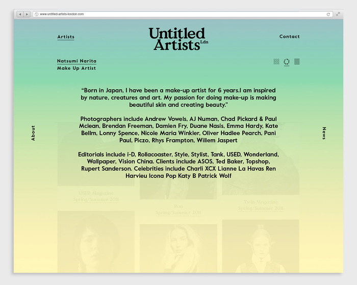 Untitled Artists Ldn 3
