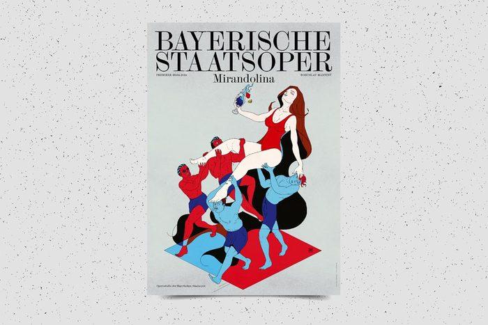 Bayerische Staatsoper posters 2013–2014 1