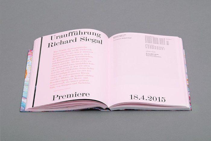 Bayerische Staatsoper season book 2014/2015 6
